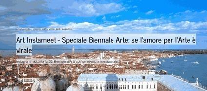 Art Biennale vista attraverso Instagram | Venezia | Scoop.it