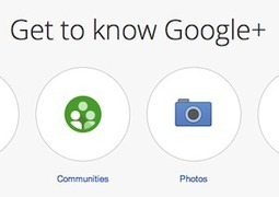 Il nuovo Google+ e il nuovo Hangout: un restyling di rilievo | Social media culture | Scoop.it