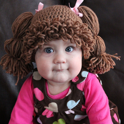 If you've ever dreamed of being a Cabbage Patch Kid, get this hat | It's Show Prep for Radio | Scoop.it