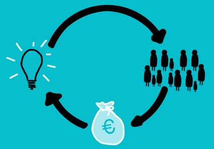Se tourner vers le crowdfunding pour les projets éditoriaux   Edition en ligne & Diffusion   Scoop.it