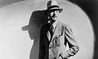 Reading group: Dashiell Hammett, the dean of hard-boiled detective fiction - The Guardian (blog) | The Noir Factory | Scoop.it