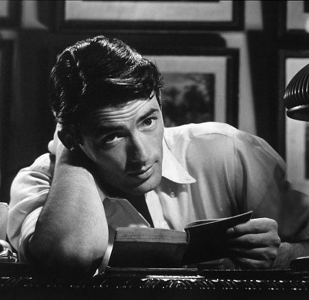 Gregory Peck reads. | book imagery | Scoop.it