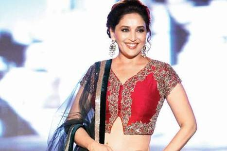 Madhuri Dixit walks the ramp at a fashion show to 'Save and Empower the Girl ... - Times of India | Chetan Mehta Lilavati Hospital | Scoop.it