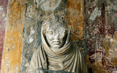 Pompeii Made It Through a Volcano, but Can It Survive Vandals?   Ancient History   Scoop.it