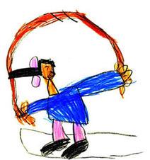 Dibujo Infantil - Galería Antonio Machón | Desarrollo psicológico y sus trastornos | Scoop.it