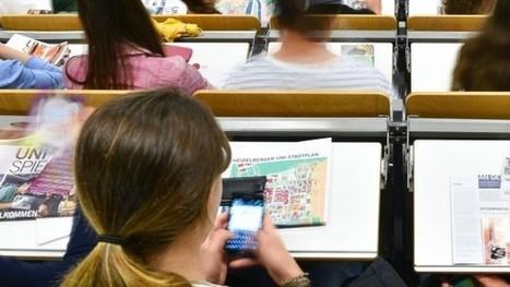 Wenn Forschung und Lehre verschmelzen - FAZ - Frankfurter Allgemeine Zeitung | Zentrum für multimediales Lehren und Lernen (LLZ) | Scoop.it