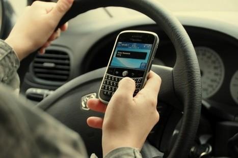 Mueren más jóvenes por enviar mensajes al volante que por beber | Health & Security | Scoop.it