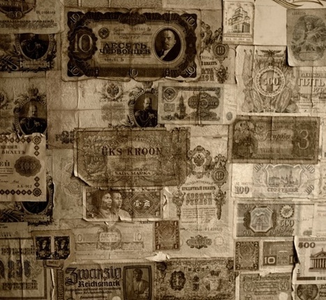 Le papier transformé en argent : invention et expansion du billet (4/5) - Journal de l'Economie | afep-papier-monnaie-actu | Scoop.it