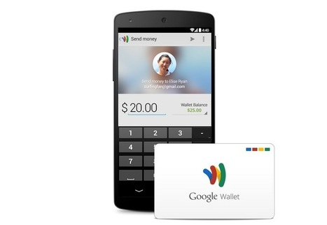 The Google Wallet card proves the world isn't ready for mobile payments | Mobile Payments | Scoop.it