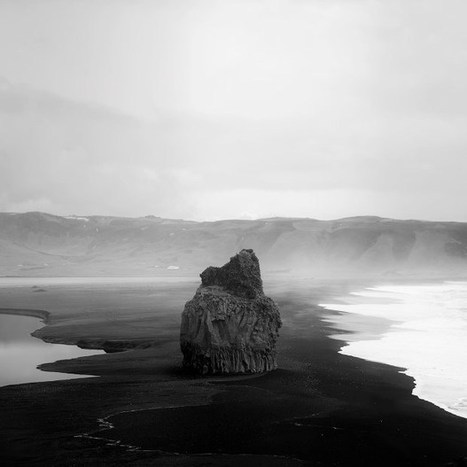Breathtaking Black And White Photos Of Icelandic Landscapes | Inspirational Photography to DHP | Scoop.it