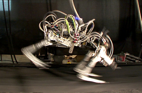 "Boston Dynamics Unleashes ""Cheetah"" - World's Fastest Running Robot 