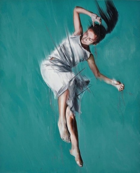 Paintings of Body in Motion | Creative Explorations | Scoop.it