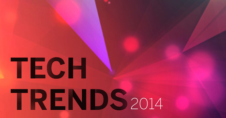 Tech Trends 2014 | Product Management - Technology and B2B  - Best Practices, Research about | Scoop.it