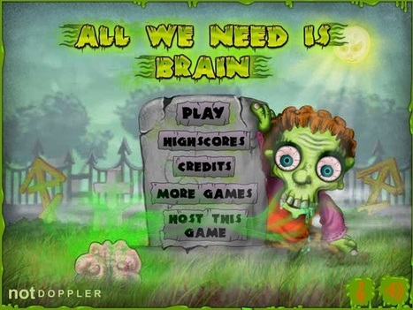 All we need is Brain | Free Games that Pay You | Scoop.it