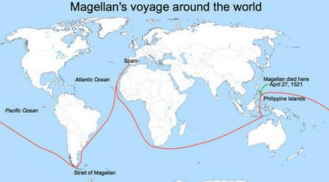 Ferdinand Magellan: Facts & Biography | WMS European Explorers | Scoop.it