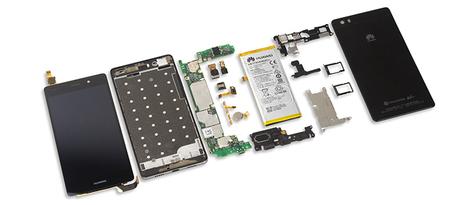 Huawei P8 Lite Teardown | Smartphone DIY Repair Guide | Scoop.it