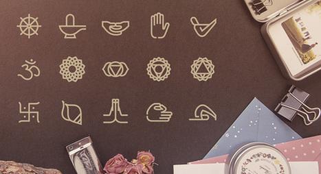 Freebie: Yoga Icons (AI, SVG, PNG)   Codrops   Freakinthecage Webdesign Lesetips   Scoop.it