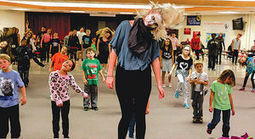 Teens become zombies for golf course game - C&G Newspapers | Junior Golf | Scoop.it