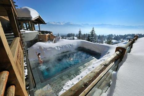 Twitter / Incredipics: Hot Tub Chillin' In Switzerland. ... | Swiss National Day New York | Scoop.it