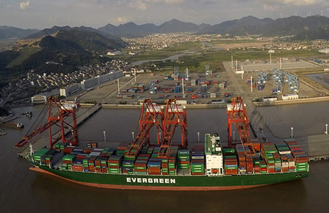 Ningbo, Zhoushan ports complete merger - Business - Chinadaily.com.cn | Global Logistics Trends and News | Scoop.it