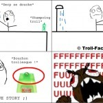 Related pictures le prof qui troll trollface rage comics francais