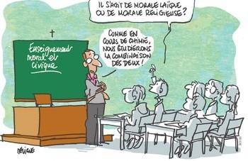 Comment l'école catholique veut enseigner la morale | Alsace Media | Scoop.it
