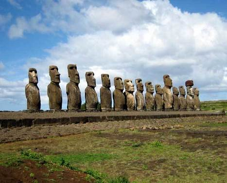 Easter Island Statues Could Have 'Walked' : Discovery News | Mr. Berghoff 's History | Scoop.it