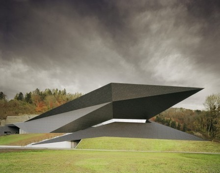 [ Austria ] Festival Hall in Erl / Delugan Meissl Associated Architects | The Architecture of the City | Scoop.it