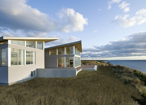 Truro Residence: Contemporary Green Architecture by ZeroEnergy Design | Picto Communication Partner | Scoop.it