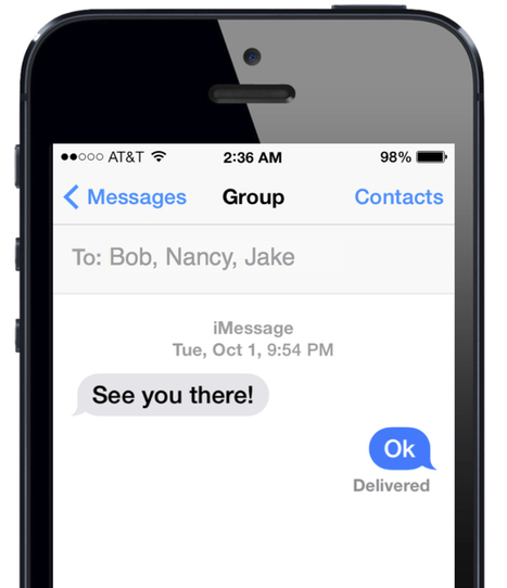 Five useful tips for group communication in iOS 7 - GigaOM | Bootstrapp News | Scoop.it