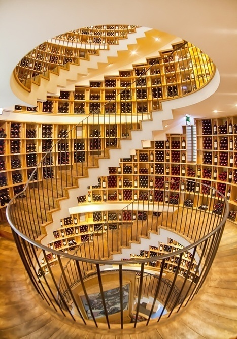BORDEAUX, Wine shop | The Architecture of the City | Scoop.it