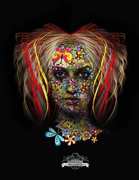 Creative Digital art by Neil Duerden | Digital Arts Resource Guide | Scoop.it