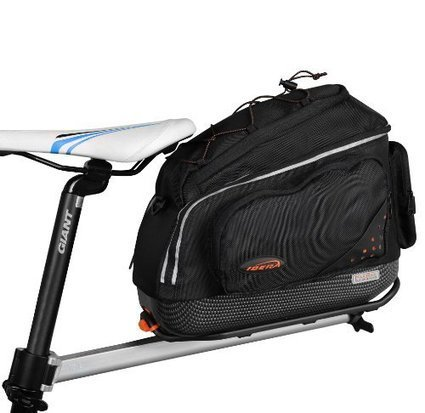 Bicycle seatpost-mounted Commuter Rack & Quick-release Commuter Bag | Sports Outdoors: Best Buy Compare Prices | Scoop.it