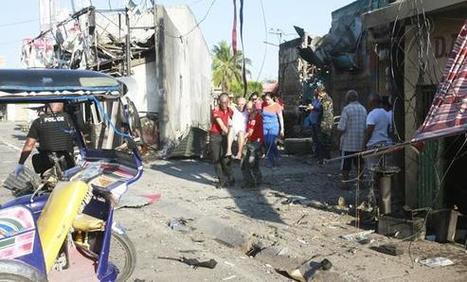 '#Philippines explosion wounds 54, kills 2, Manila port city, other similar blasts blamed on 'Abu Sayyaf' islamic extremists, centre Zamboanga'   News You Can Use - NO PINKSLIME   Scoop.it