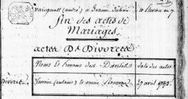 Le Blog de Lulu Sorcière: Le Salon du Divorce. | Rhit Genealogie | Scoop.it