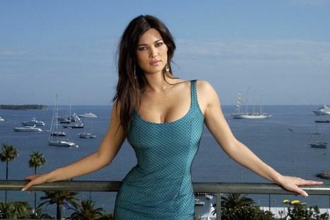 Manuela Arcuri Cannes Photo Shoot – HQ-Italia | Ocio | Scoop.it