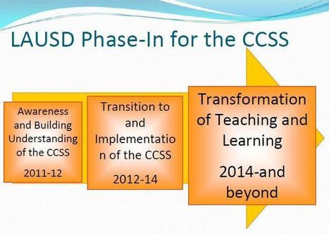 Transitioning to the Core | Common Core State Standards | CCSS Resources | Scoop.it