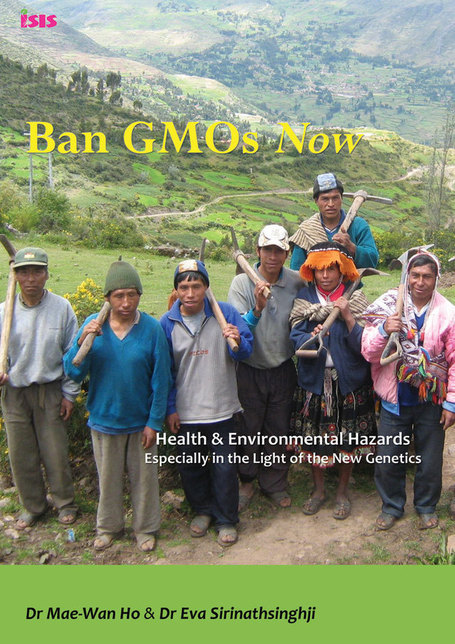 Ban GMOs Now - an ISIS special report | Health Supreme | Scoop.it