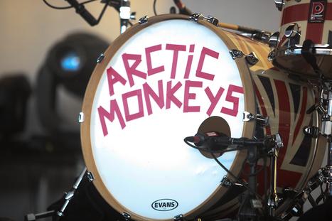 PHOTO: Arctic Monkeys, the Woodlands, Texas 2012 | SongsSmiths | Scoop.it