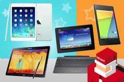 Guide d'achat : les meilleures tablettes de Noël | Geeks | Scoop.it