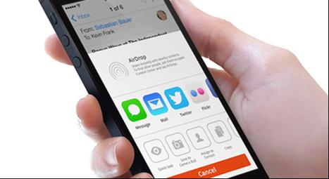 Apple's iOS7 should turbocharge travel apps | Tourism Social Media | Scoop.it
