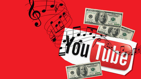 A New Way for Musicians to Make Money on YouTube   Internet's influence in Music   Scoop.it