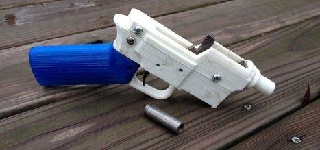 The Streisand Effect and Cody Wilson's 3-D Printed Gun | Freelancelot | Scoop.it