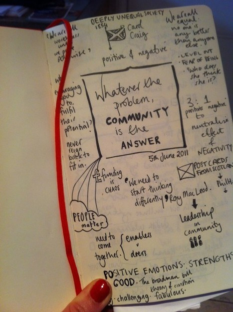 Whatever the problem, community is the answer! | Designing  service | Scoop.it