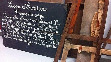 Dans les coulisses du musée national de l'Education de Rouen - France 3 Haute-Normandie | Munaé - Le Musée national de l'Education dans la presse | Scoop.it