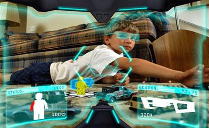 Realidad aumentada, el futuro. | Curso #ccfuned: Realidad aumentada aplicada a la educación. | Scoop.it