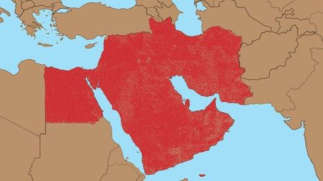 Everyone In Middle East Given Own Country In 317,000,000-State Solution | Arabian Peninsula | Scoop.it