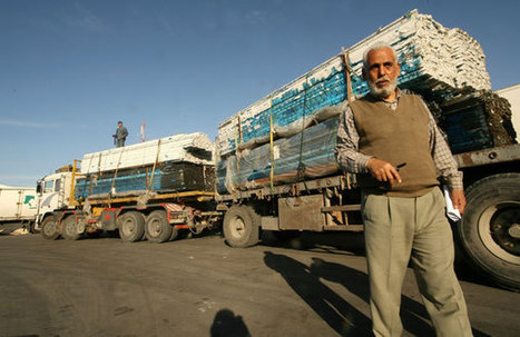 Qatari aid enters Gaza through Rafah crossing | Occupied Palestine | Scoop.it