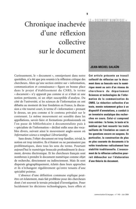 Persée : Portail de revues en sciences humaines et sociales | bibliothèque numérique | Scoop.it