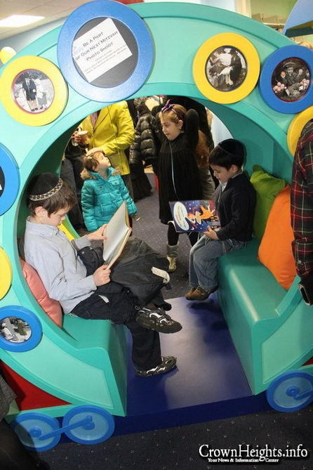 CrownHeights.info » New Children's Library Keeps Young Boy's Light Burning | School Library Design Planning | Scoop.it